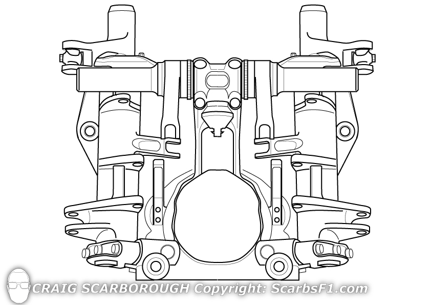 Sauber_suspension_assy