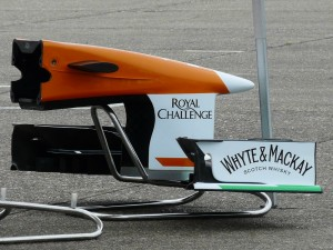 The 'Chinless' nose cone